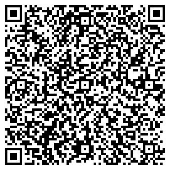 QR-код с контактной информацией организации GOLD DOORS