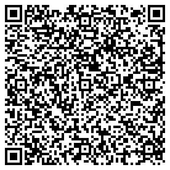 QR-код с контактной информацией организации XWOOD, ООО
