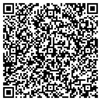 QR-код с контактной информацией организации ООО АТОЛЛ