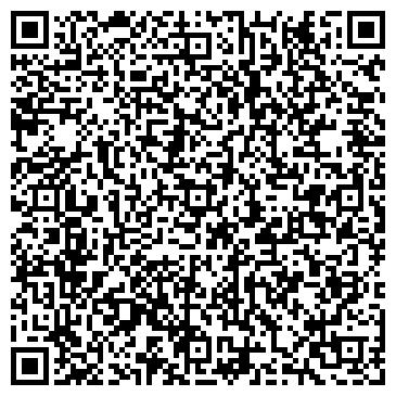 QR-код с контактной информацией организации AROMA-GARDEN