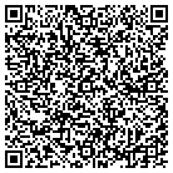 QR-код с контактной информацией организации РАБЕР ХОЛДИНГ