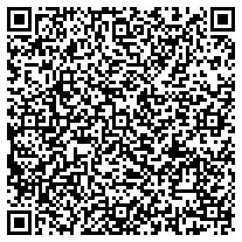 QR-код с контактной информацией организации САЛОН ШВЕЙНЫЙ МАГИЯ