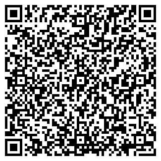 QR-код с контактной информацией организации № 4 НГПУ