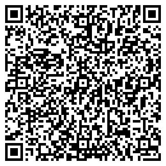 QR-код с контактной информацией организации № 5 НГТУ