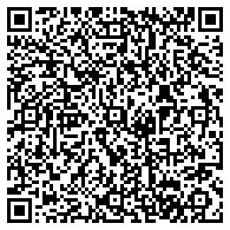 QR-код с контактной информацией организации № 6 НГУ