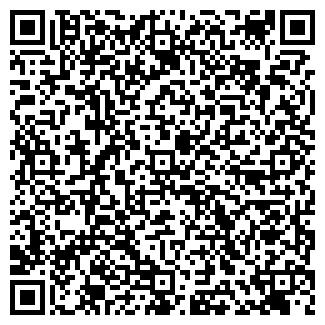 QR-код с контактной информацией организации ДИОН АЗС