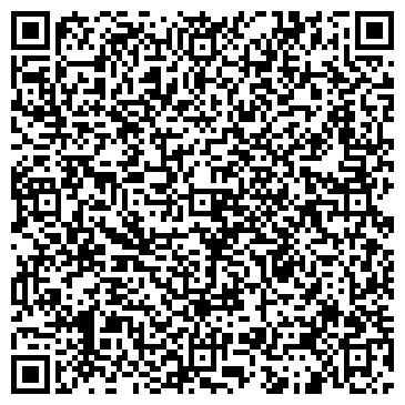 QR-код с контактной информацией организации КРАСНООБСК ГАРАЖ, ЗАО