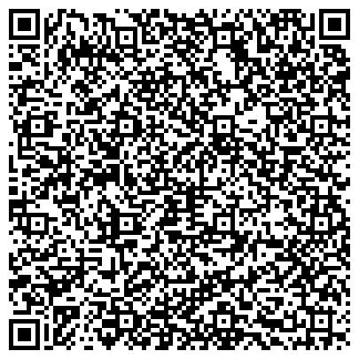 QR-код с контактной информацией организации ДЗЕРЖИНСКОГО РАЙОНА ВОЕННЫЙ КОМИССАРИАТ