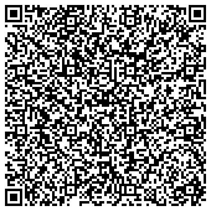 QR-код с контактной информацией организации ОБЛАСТНОЙ ВОЕННЫЙ КОМИССАРИАТ