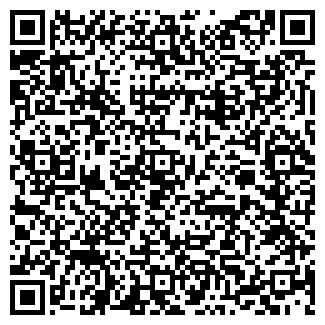 QR-код с контактной информацией организации РУБЕЖ