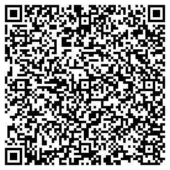 QR-код с контактной информацией организации БИЗНЕС ПАРТНЁР