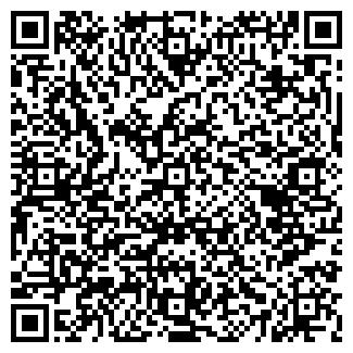 QR-код с контактной информацией организации АВЕНТИН