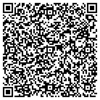 QR-код с контактной информацией организации АЛЬФА-ПРЕЦЕДЕНТ