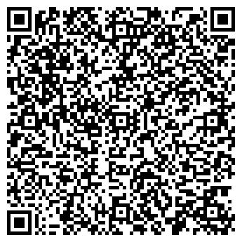 QR-код с контактной информацией организации ИС СОДЕЙСТВИЕ
