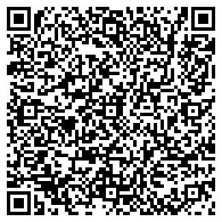 QR-код с контактной информацией организации МЕДИУМ ТРАСТ