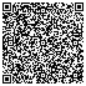 QR-код с контактной информацией организации ПРАВО РУЛЯ