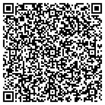 QR-код с контактной информацией организации ЮРИДИЧЕСКИЙ АЛЬЯНС