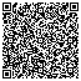 QR-код с контактной информацией организации ЮФК ГРУПП