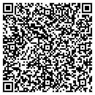QR-код с контактной информацией организации МЕТНЕВА М.В.