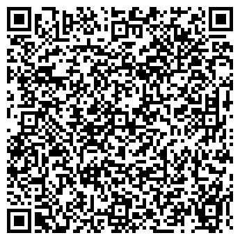 QR-код с контактной информацией организации РЕЕСТР А-ПЛЮС, ЗАО