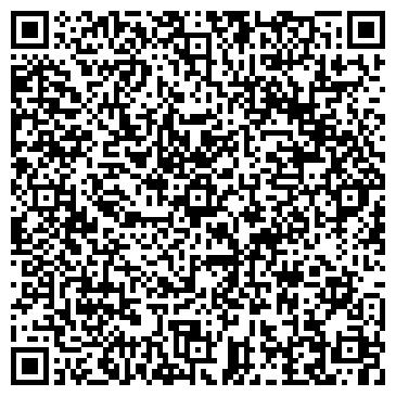 QR-код с контактной информацией организации РОС ИНТЕРКОНСАЛТИНГ, ЗАО