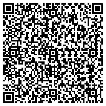 QR-код с контактной информацией организации ФАКУЛЬТЕТ НЛП