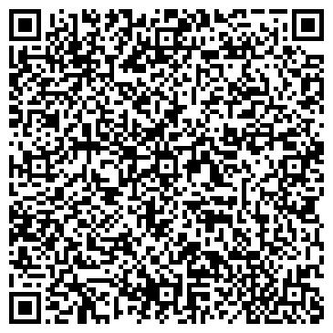 QR-код с контактной информацией организации ИНТЕРНЕТ МАГАЗИН БЕЛЫЕ РОСЫ