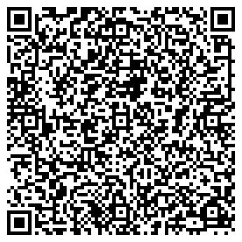 QR-код с контактной информацией организации АЛЬЯНЗА ИА