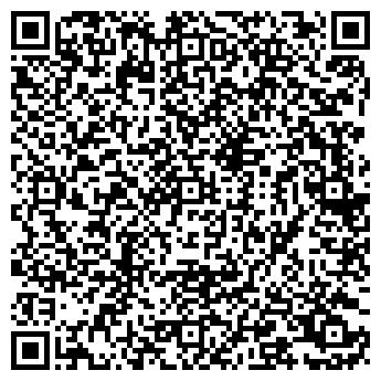QR-код с контактной информацией организации НОВОСИБИРСКВЕБ