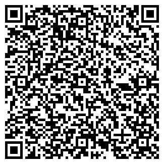 QR-код с контактной информацией организации ОЛОВО