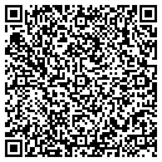 QR-код с контактной информацией организации LED SERVICE