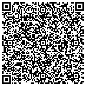 QR-код с контактной информацией организации АБРИС БЮРО РЕКЛАМНО-ПРОДЮССЕРСКИЙ ЦЕНТР