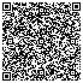 QR-код с контактной информацией организации АБРИС-1, ООО