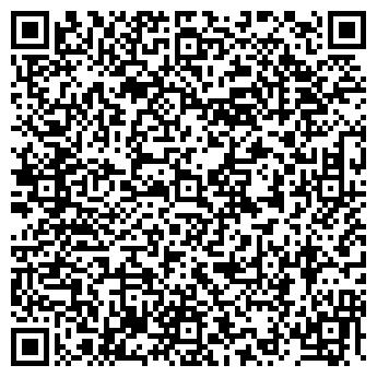 QR-код с контактной информацией организации АФИНА ПАЛЛАДА, ЗАО
