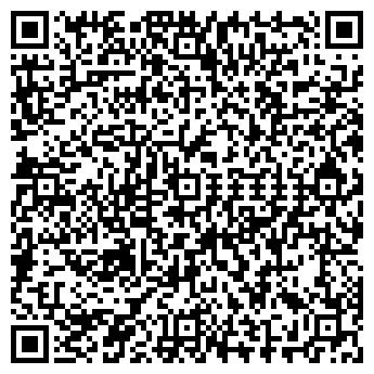 QR-код с контактной информацией организации МАЭСТРО-ТУШ!