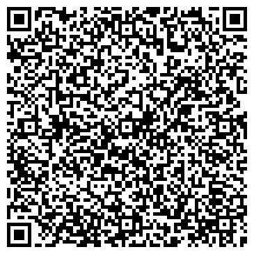 QR-код с контактной информацией организации РУССКИЙ БЛЕСК МОДЕЛЬНОЕ АГЕНТСТВО