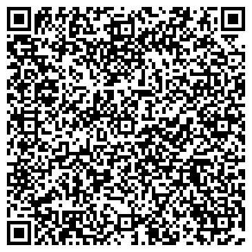QR-код с контактной информацией организации ВЫСТАВОЧНО-ИНФОРМАЦИОННЫЙ ЦЕНТР