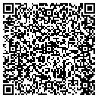 QR-код с контактной информацией организации АРЕД