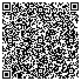 QR-код с контактной информацией организации ПЛУТОН СТО, ООО