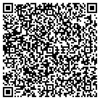 QR-код с контактной информацией организации ПЕТЕРГОФ, ЗАО