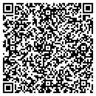 QR-код с контактной информацией организации СО РАН