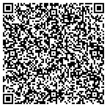 QR-код с контактной информацией организации БИБЛИОТЕКА ЦЕНТРАЛЬНАЯ РАЙОННАЯ ОРШАНСКАЯ
