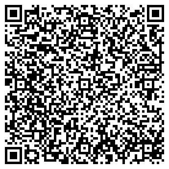 QR-код с контактной информацией организации ЛИДЕРГРУПП