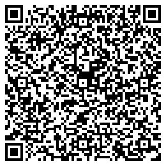 QR-код с контактной информацией организации МУСТАНГ ООО