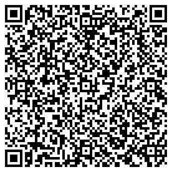 QR-код с контактной информацией организации ПРОГИМНАЗИЯ № 1, МУП