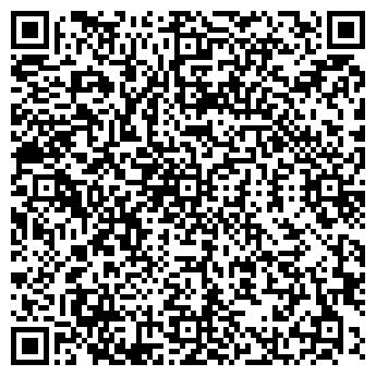 QR-код с контактной информацией организации ДЮСШ СО РАН
