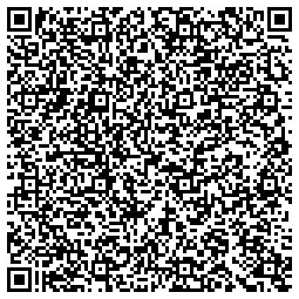 QR-код с контактной информацией организации КУРСЫ ПОВЫШЕНИЯ КВАЛИФИКАЦИИ СПЕЦИАЛИСТОВ МИНИСТЕРСТВА ТРУДА И СОЦИАЛЬНОГО РАЗВИТИЯ РФ, ГОУ