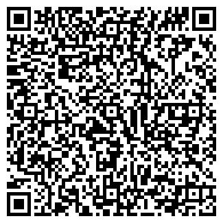 QR-код с контактной информацией организации ПУ-36, МУП