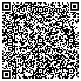 QR-код с контактной информацией организации ВОЕННАЯ КАФЕДРА