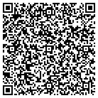 QR-код с контактной информацией организации БАРС АК НУДО